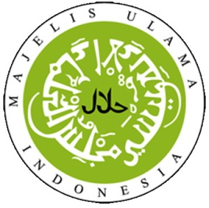 logo-halal MUI, sudah di periksa di laboratorium