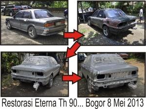 eterna tahun 90 DOHC GTi 16V